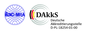 DAkkS Symbol ilac Bostel
